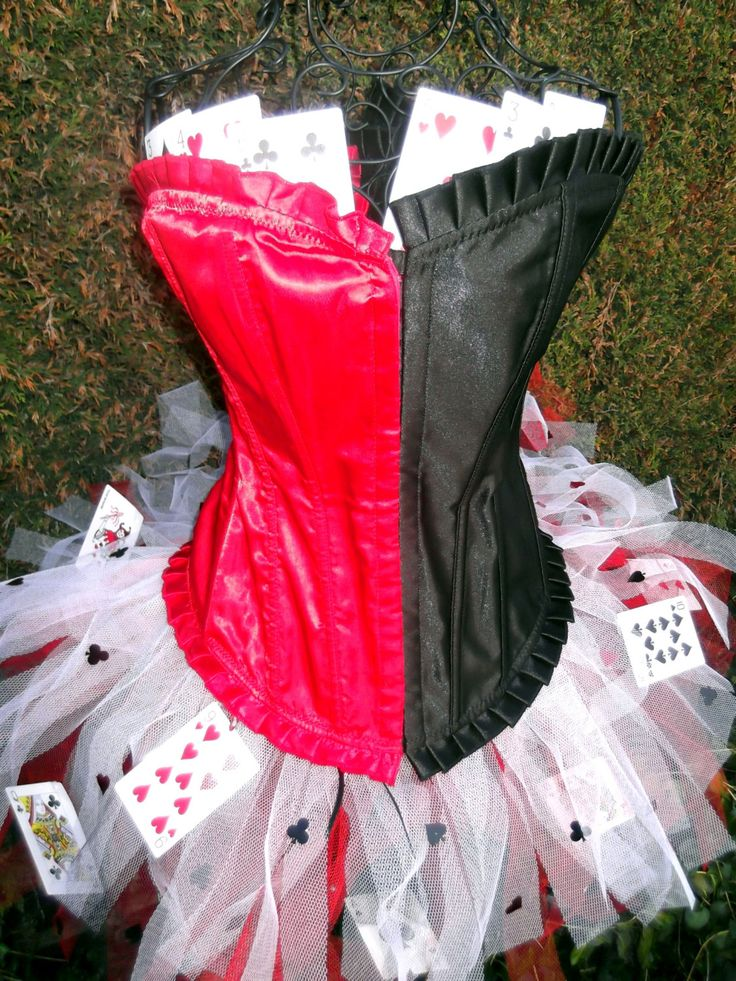 Queen of Hearts - this would have been perfect for beacon