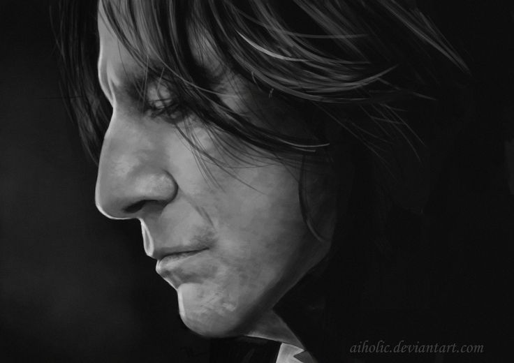 Rest in peace sweet love — thegreencarousel: Alan Rickman tribute (...