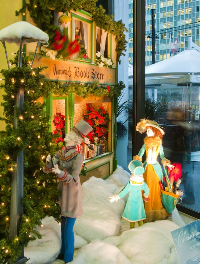 467 Best Images About ️christmas Windows ️ On Pinterest