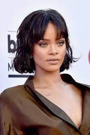 black hair fringe hairstyles - Google Search