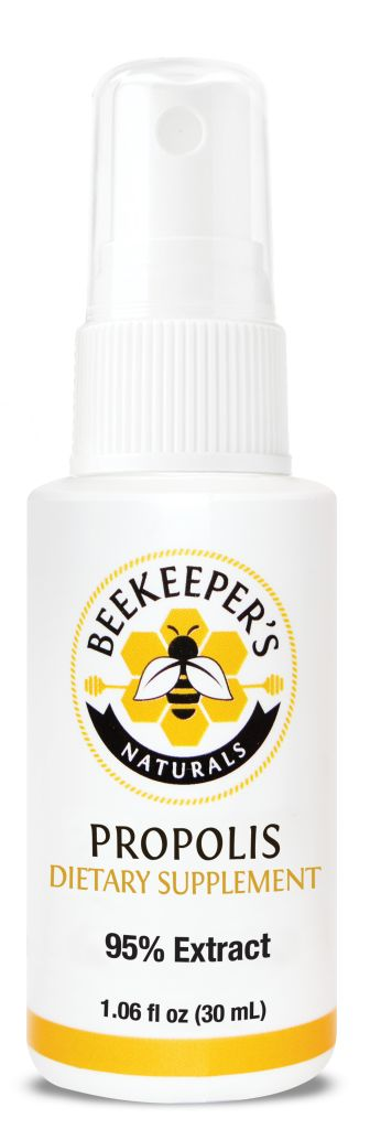 Propolis Spray - I'm definitely going to try this spray for cold season!
