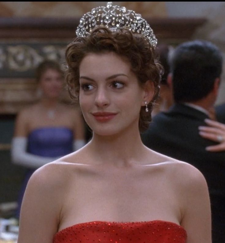 Princess Diaries 2 Birthday. Love This Hair Style