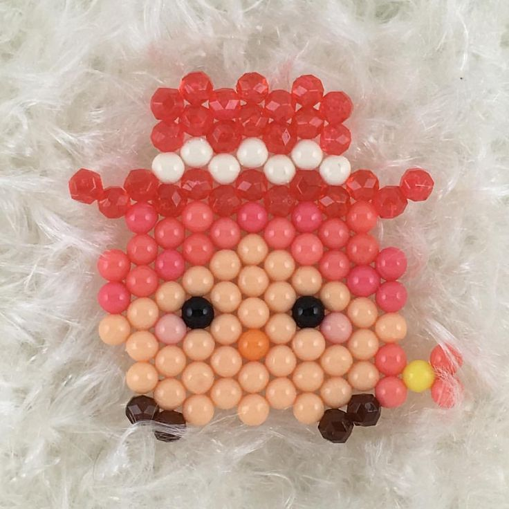"""3 Likes, 1 Comments - Aquabeads de TSUM TSUM (@mirin.tsumtsum) on Instagram: """"『Jessie』from Toy Story 2 #aquabeads #tsumtsum #jessie #toystory2 #アクアビーズ #ツムツム #ジェシー #トイストーリー2"""""""