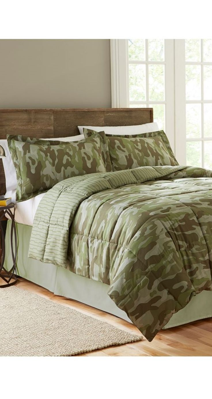 Be cool in camo for back to college. Top 25 ideas about Bedtime on Pinterest   Damask bedding  Modern