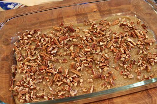 Sticky Pecan Cinnamon Buns | Recipe