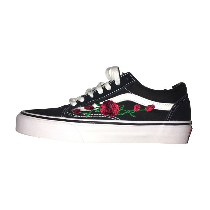 MS. ROSE VANS CUSTOMS (PALACOSE)*WILL BE AVAILABLE ON VALENTINES DAY)