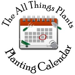 Garden Planting Calendar- find out when you should start seeds and plant- WOW!!