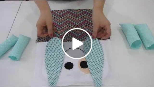Como fazer naninhas para bebê - Como fazer naninhas para bebê