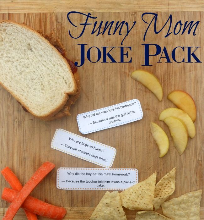 So many great ways to make reading and writing fun!  Funny Mom Joke Pack.. 365 printable jokes for kids