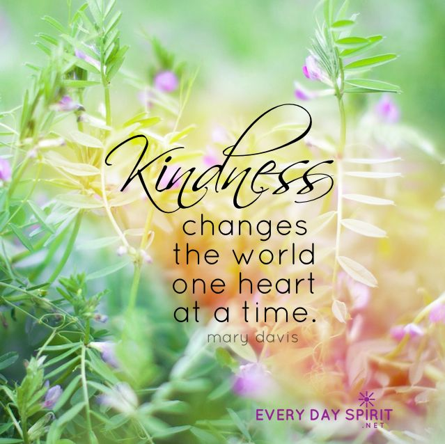 Inspirational Quotes For Kindness Day: The Ripple Is Endless. For The App Of Beautiful Wallpapers