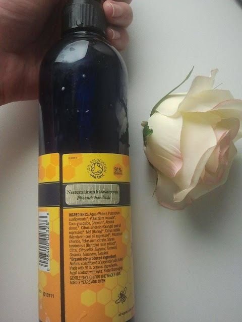 Neals Yard Remedies Bee Lovely Hand Wash. Review | Joanna's cosmetics