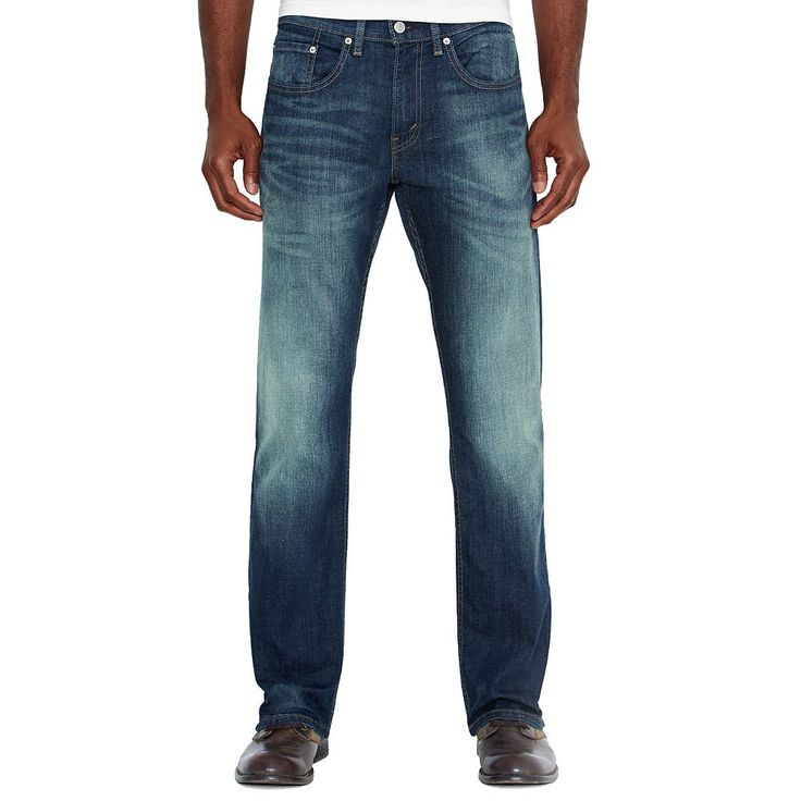 Men's Levi's® 559™ Relaxed Straight Fit Jeans, Size: 30X30, Blue