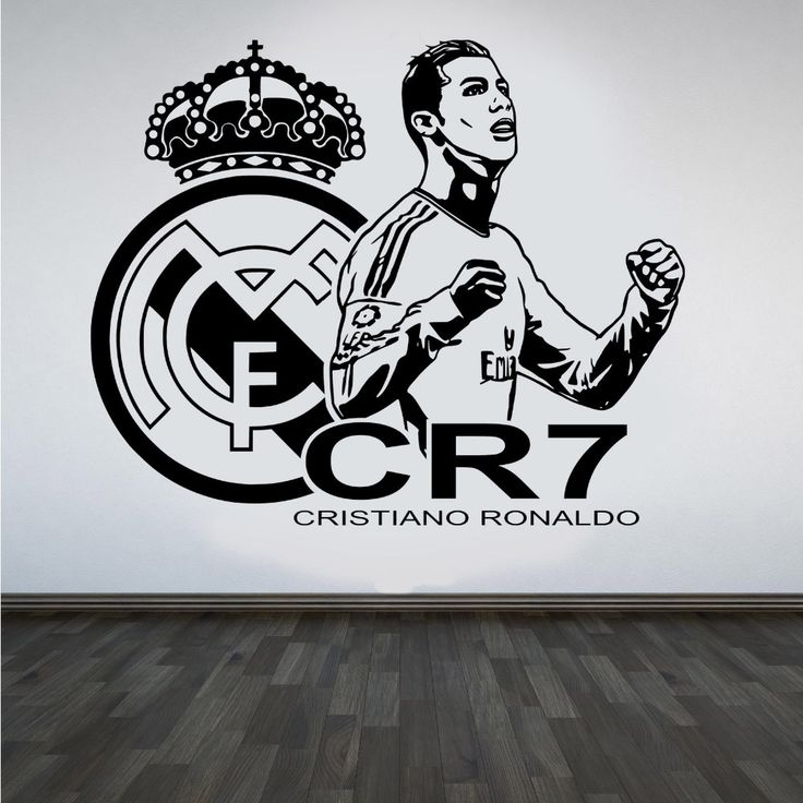 25 best ideas about ronaldo football player on pinterest for Cristiano ronaldo wall mural