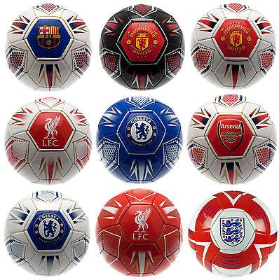 #Official football team fc club souvenir #crest size 5 ball #footballs man utd gi,  View more on the LINK: 	http://www.zeppy.io/product/gb/2/351258340407/