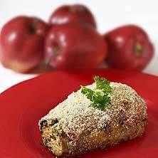 Griljerad basilikaaubergine. Recept: http://www.tasteline.com/Recept/Griljerad_basilikaaubergine