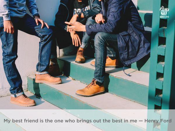 Buat hari Minggu Brothers lebih berkesan dengan keberadaan sahabat-sahabat gokil. http://bit.ly/BrodoHood