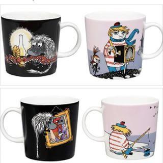 Moomin mugs 2016