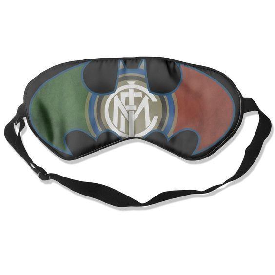 BestSeller Super Serie A Inter Milan Logo Sleep Mask/Sleep Eyes Mask/Sleeping Mask/Eyeshade/Blindfold * Want additional info? Click on the image.