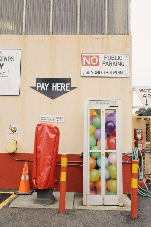 Balloon Photobooth