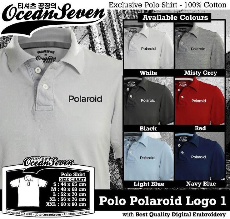 polo polaroid logo 1