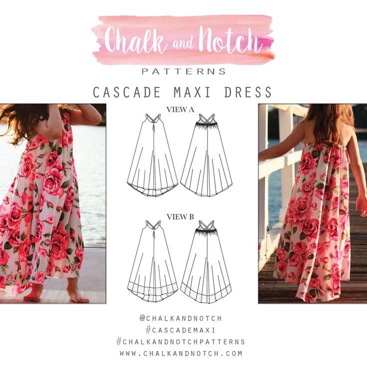 Cascade - Chalk & notch