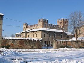Il castello di Bartolomeo Colleoni