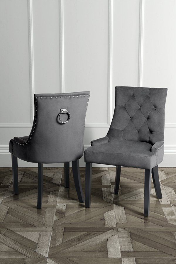 Torino Dining Chair With Back Ring Smoke With Images Dinning Room Chairs Dining Table Chairs Chair