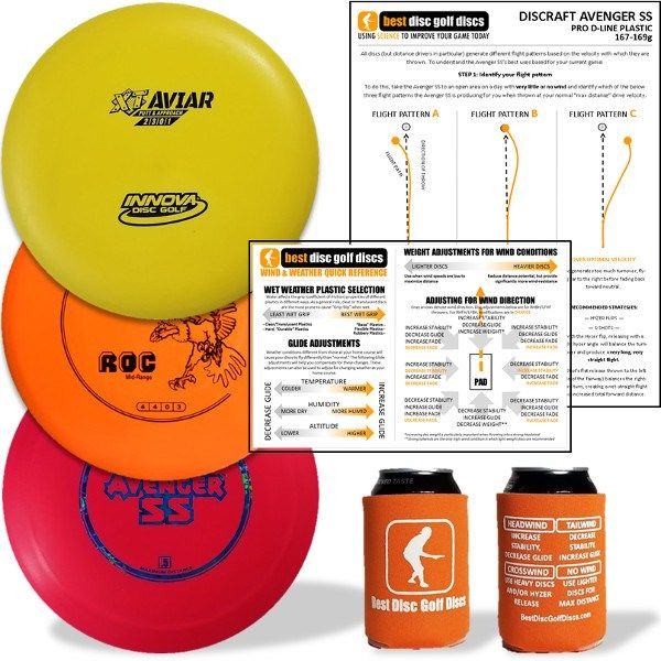 Three main shot types are used to maximize distance in Disc Golf, but which is right for you? All three provide different flight patterns that can be useful for avoiding obstacles, but in this arti…