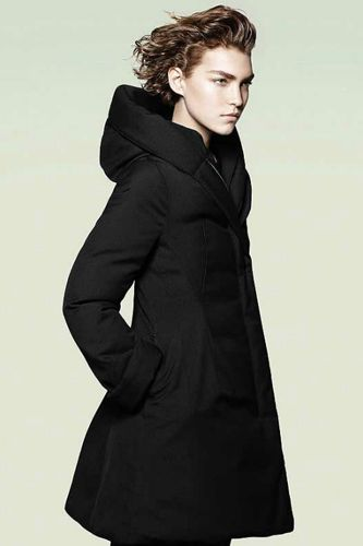 Chic Parkas That Are Actually Warm #Refinery29 Uniqlo +J Wool Down Coat, $129.99, available at Uniqlo.