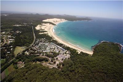 One Mile Beach Holiday Park
