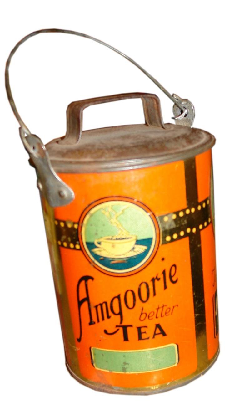 Australian Tea Tin