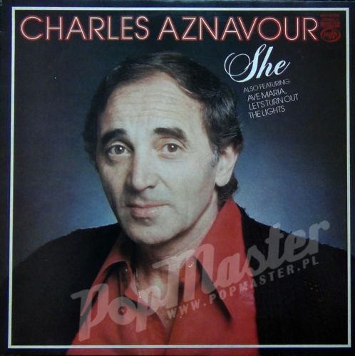Charles Aznavour Songs Dance In The Old Fashioned Way