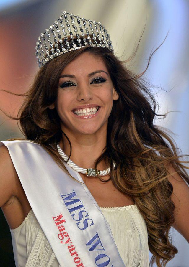Kulcsár Edina lett Magyarország legszebb lánya