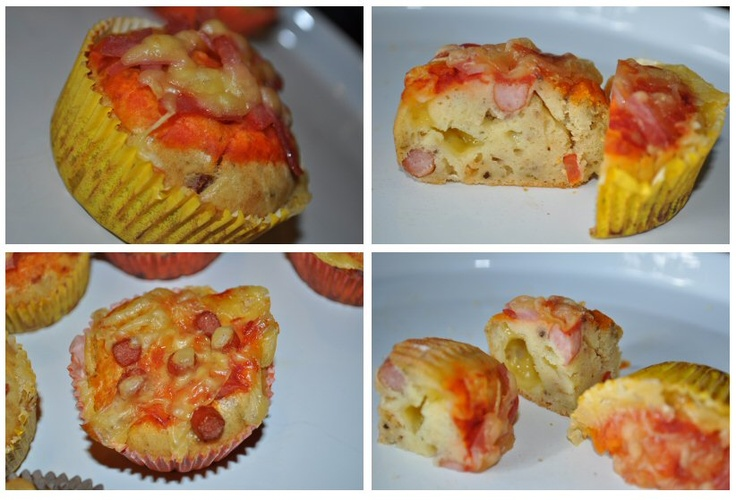 Pizzamuffins!