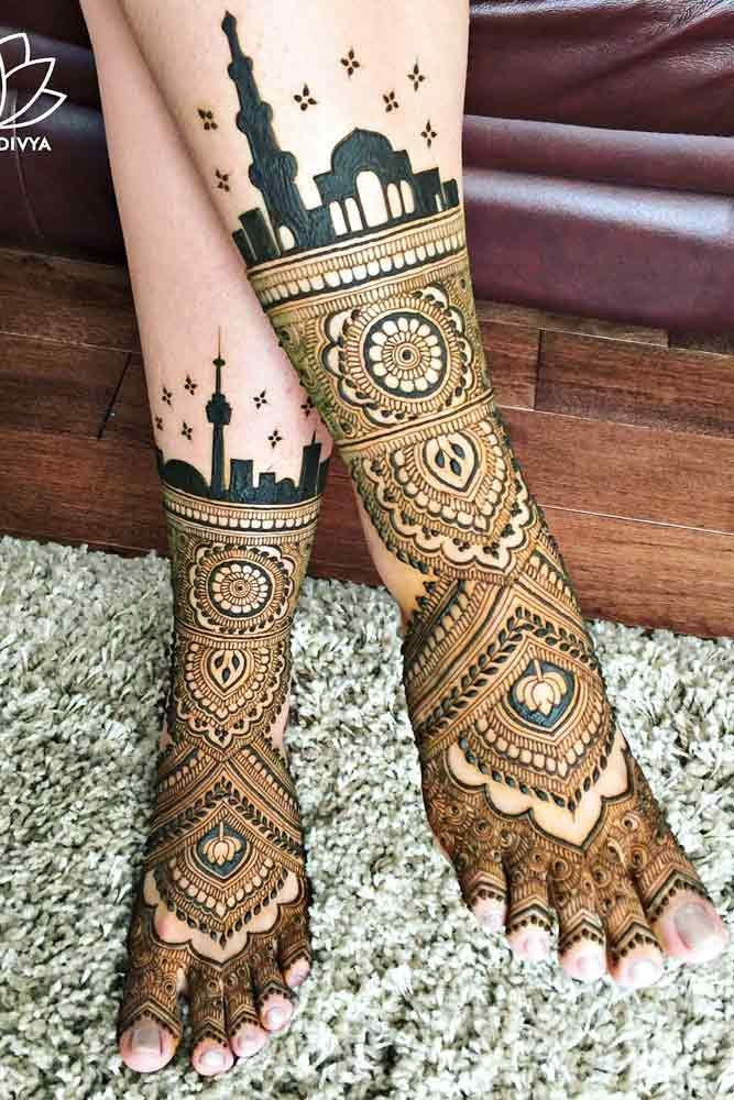 39 Henna Tattoo Designs Beautify Your Skin With The Real Art Tatu