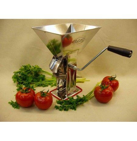 Τοματομηχανή ανοξείδωτη για σάλτσα τομάτας