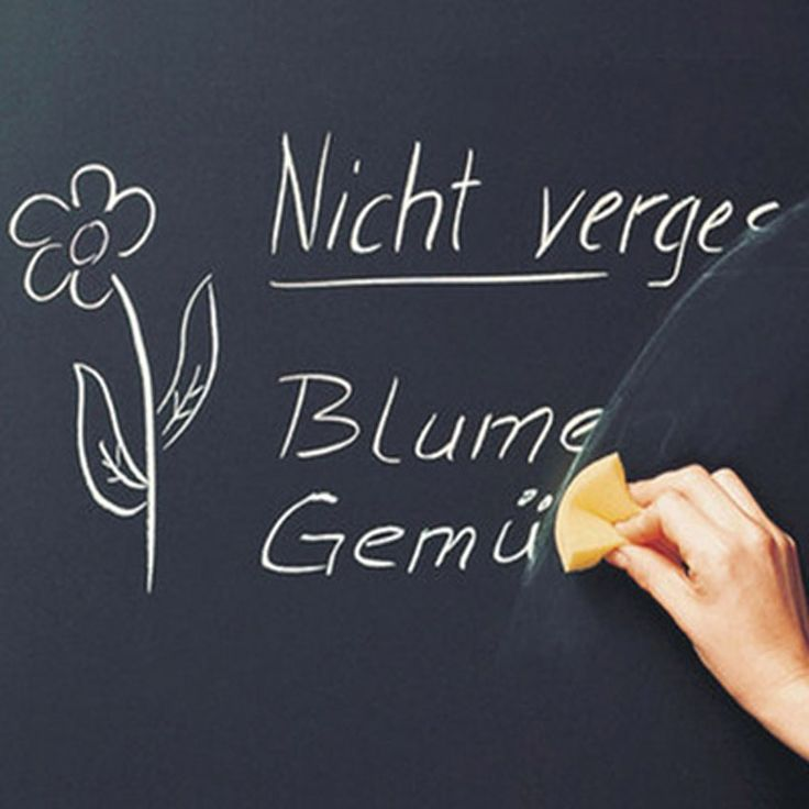 Griffonner Tableau Noir Autocollant 45*200 cm Protection de L'environnement PVC Enseignement Tableau Noir Effaçable Effaçable Graffiti Stickers Muraux