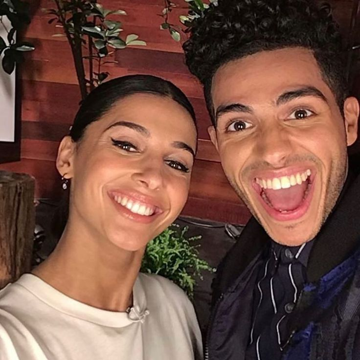 """Naomi Scott Fanpage On Instagram: """"- These Two Are Such An"""