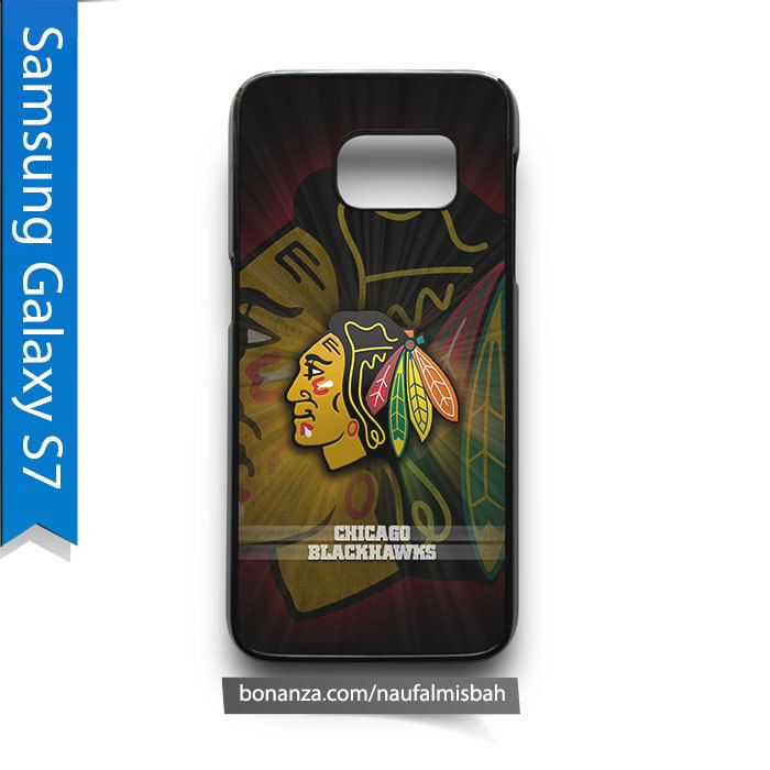 Chicago Blackhawks Logo Samsung Galaxy S7 Case Cover