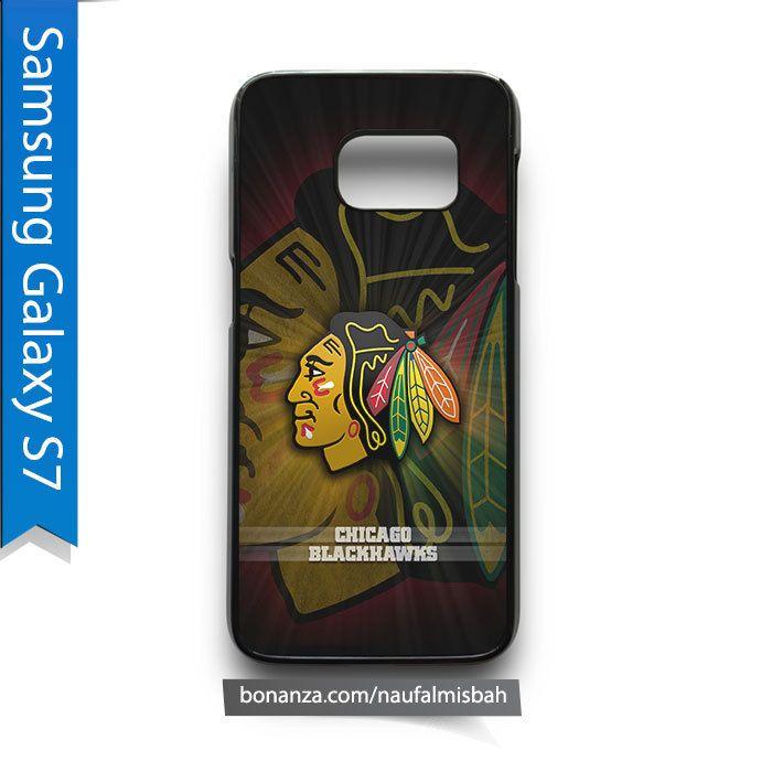 Chicago Blackhawks Logo Samsung Galaxy S7 Case Cover