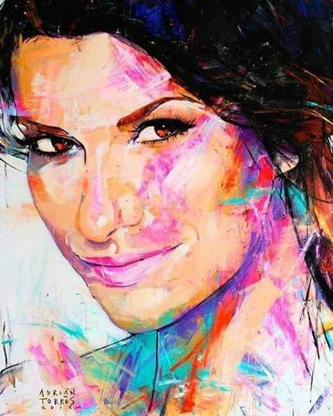 Laura Pausini Art: Adrian Torres