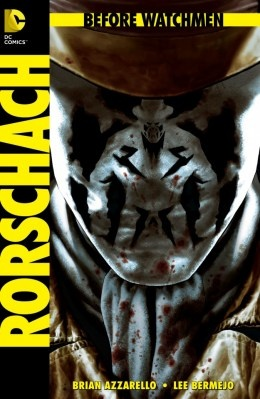 """""""Rorschach"""" por Brian Azzarello y Lee Bermejo"""
