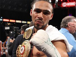 Keith Thurman Picks Mayweather, Says Pacquiao Could Be Floyd's Toughest Fight