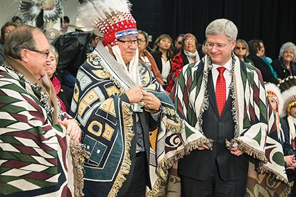Feds to reform First Nations - ATA memo