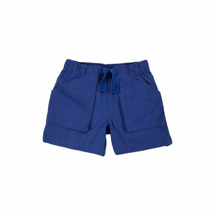 Canvas Camp Shorts majorella blue. Arriving @ www.wheredidyouge... July/August 14