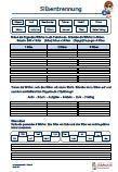 #Silbentrennung 2.Klasse #Arabisch Arbeitsanweisungen sind in den Lösungen in Arabisch übersetz. #Arbeitsblaetter / Übungen / Aufgaben für den #Grammatik- und Deutschunterricht Grundschule. Ordne die Lernwörter und schreibe sie in Silben auf. Trenne die Lernwörter nach den Silben mit einem Strich, schreibe sie in Silben auf und markiere Selbstlaute / Vokale oder Doppellaute / Diphthonge. Silbenrätsel - suche die passenden Silbe. 10 Arbeitsblätter + 7 Lösungsblätter