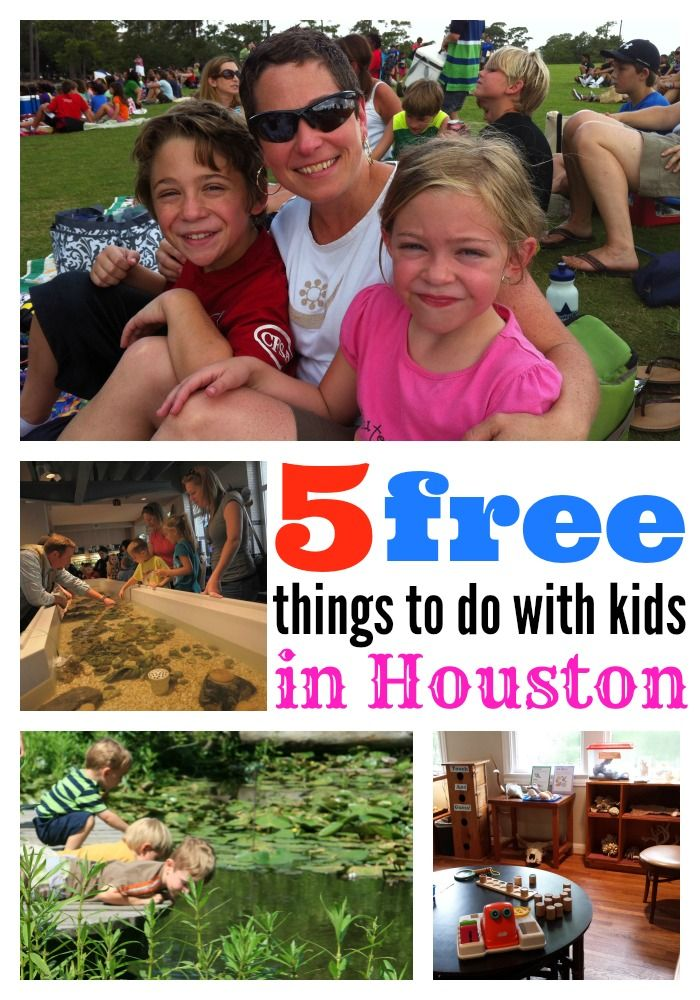 Five free things for kids to do in Houston, Texas by Jennifer Patrick, @jpatrickcomm
