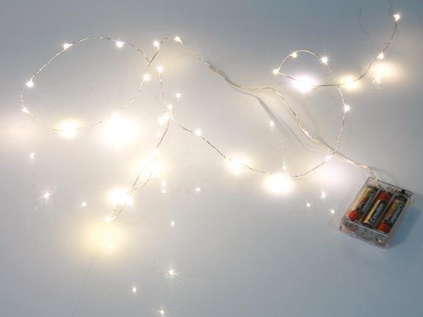 Awesome  Angel Hair Velleman XML Velleman XML Dekorative Beleuchtung Innenraum Batterie Akku LED
