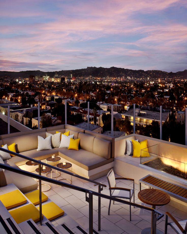 Hotel Wilshire in the heart of LA #JetsetterCurator