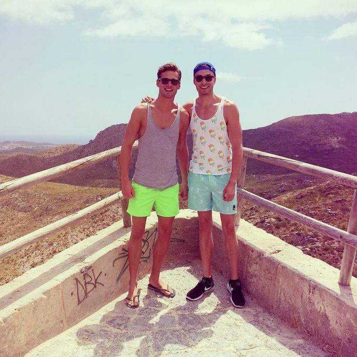 Thomas en Rutger <3